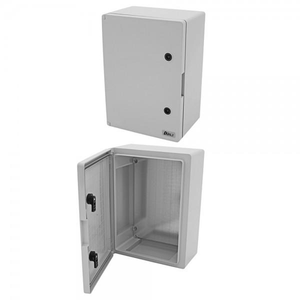 ARLI Kunststoff Schaltschrank IP65 - 400 x 500 x 175 mm