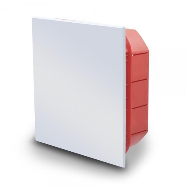 ARLI Abzweigdose Unterputz 100 x 100 x 45 mm - Klemmkasten mit Deckel IP40