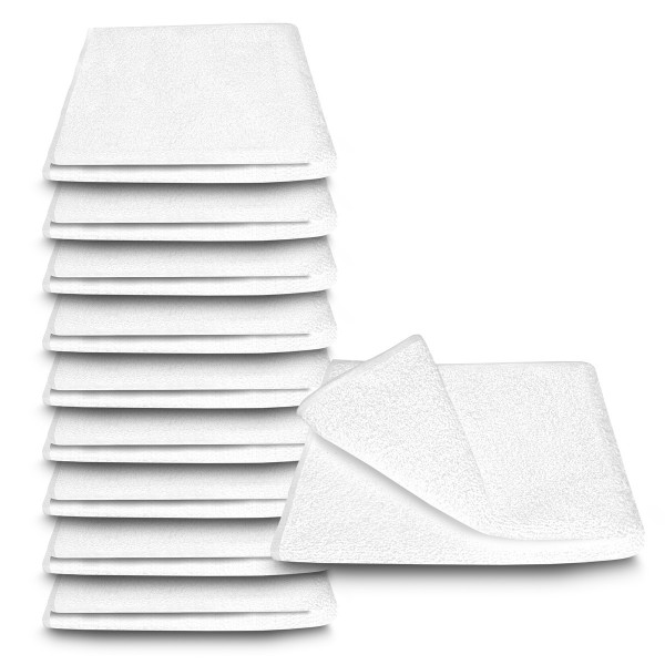 arli handtuch handtuchset 100% baumwolle 10 handtücher set badehandtuch duschhandtuch weiss schwarz anthrazit grau 50x90 50x100 saugfähig weich flusenfrei kordel auhänger sport frottee sauna fitness premium