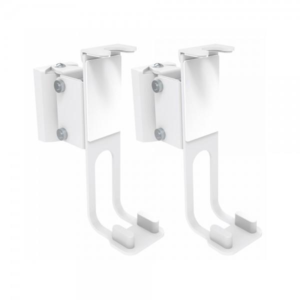 2 x Wandhalter für SONOS ONE / SL Play:1 Lautsprecher Boxen Halter Wandhalterungen Halterung W.