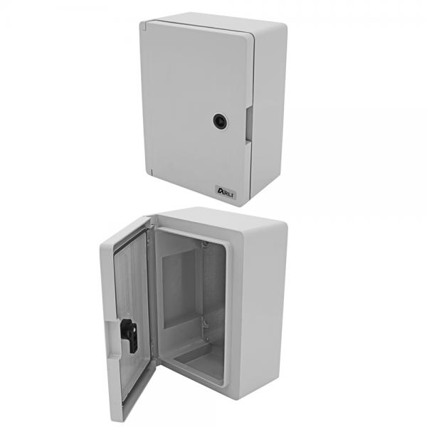 ARLI Kunststoff Schaltschrank IP65 - 250 x 350 x 150 mm